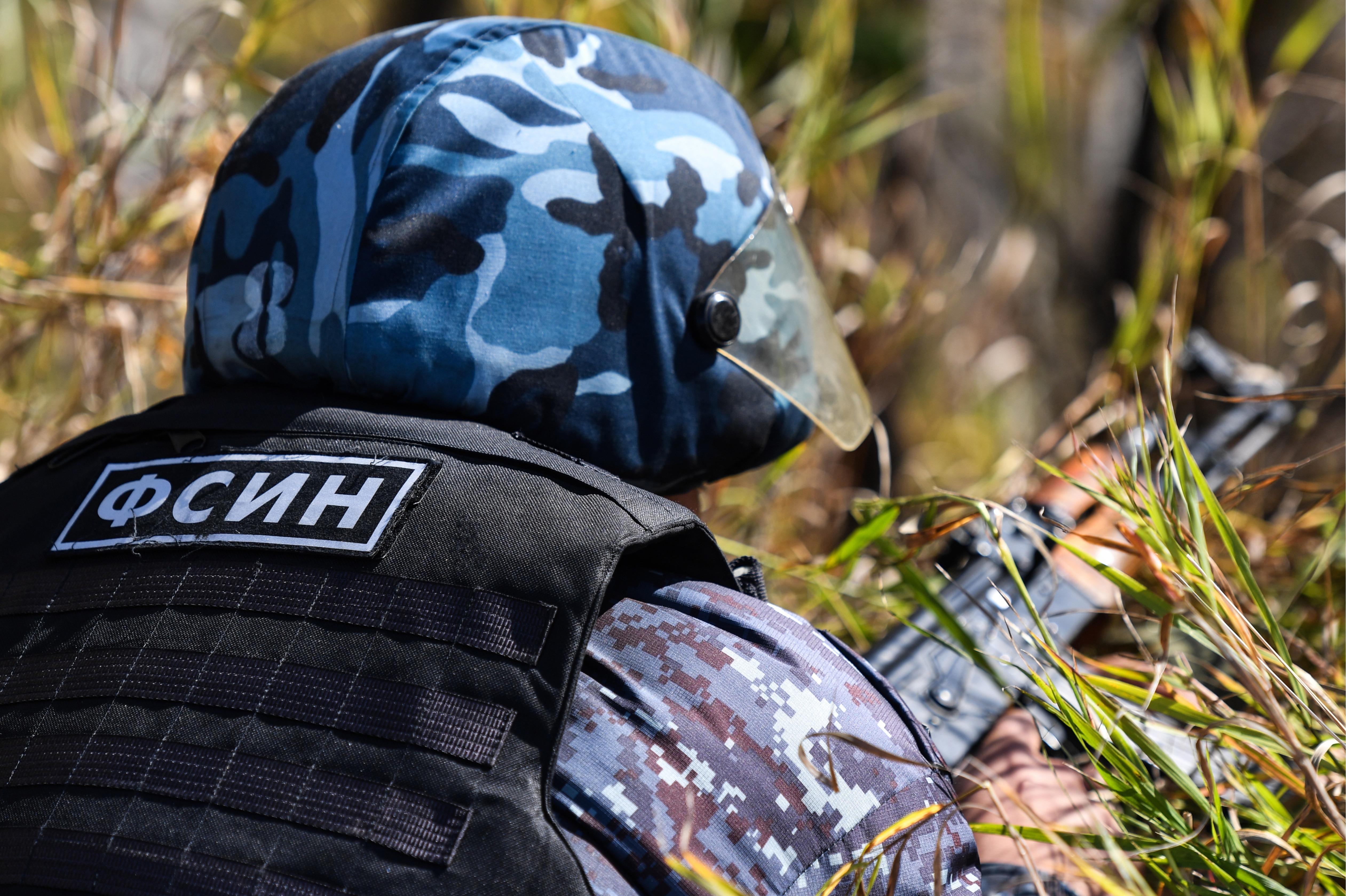 В перестрелке меж сотрудниками ФСИН в Ингушетии пострадал одинехонек человек