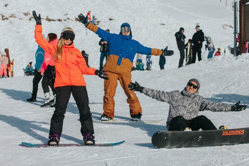 «Архыз» закрывает горнолыжный сезон праздником «Спасибо, горы!»