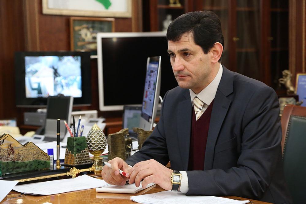 Главой администрации главы Ингушетии назначен Муслим Яндиев