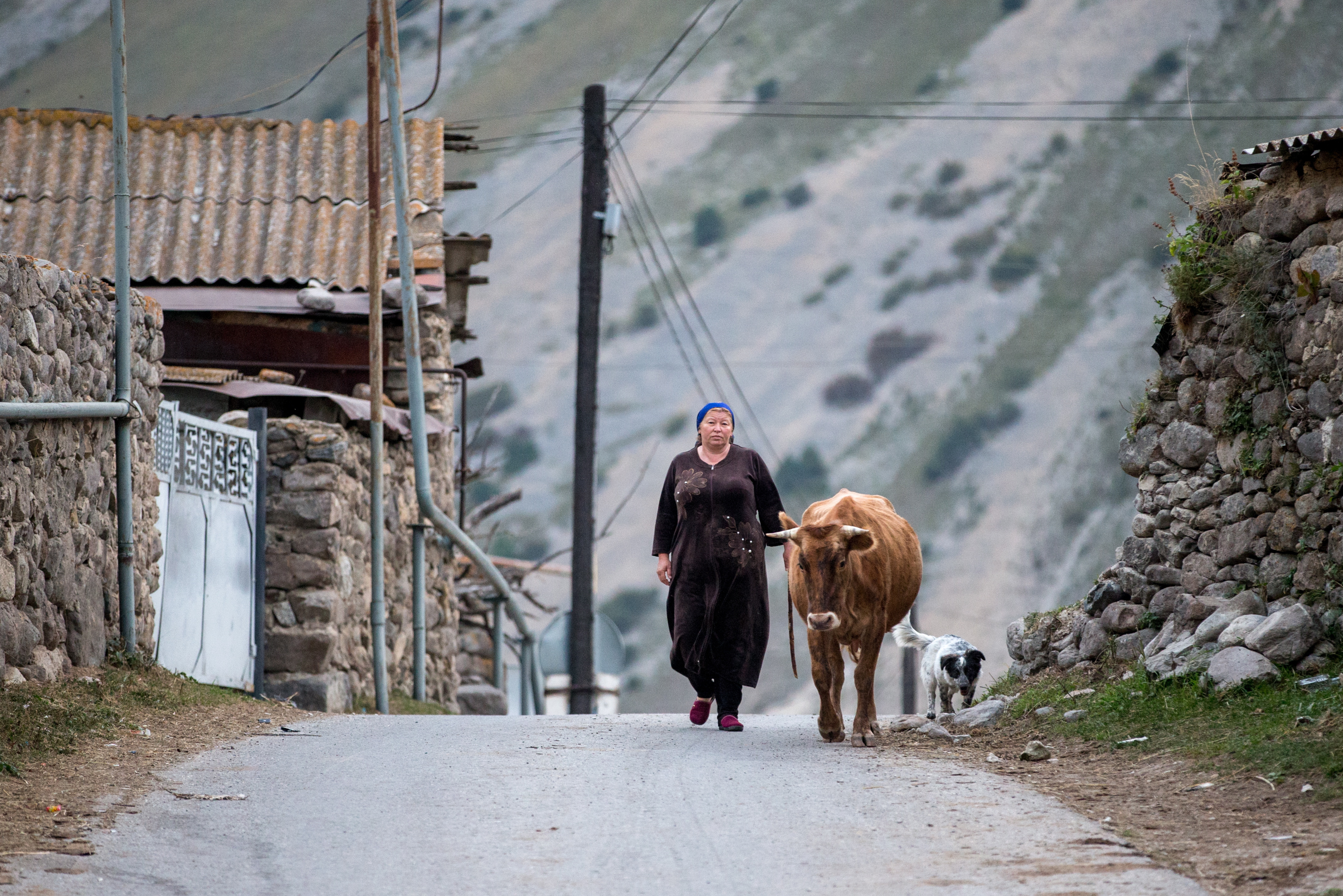 Горные аулы Северного Кавказа могут войти в Ассоциацию самых красивых деревень России