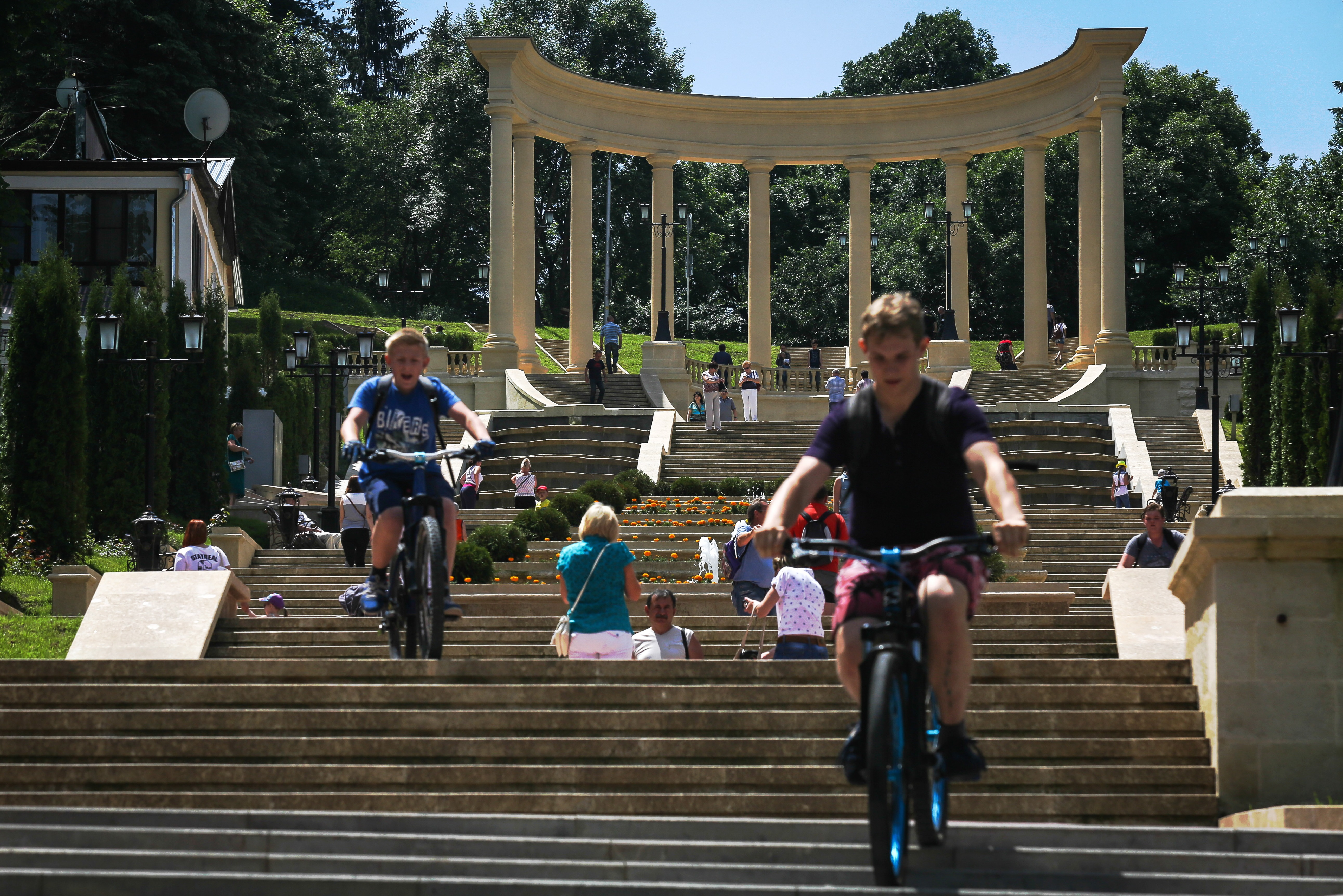 Летний сезон на курортах Кавминвод откроется трехдневным карнавалом