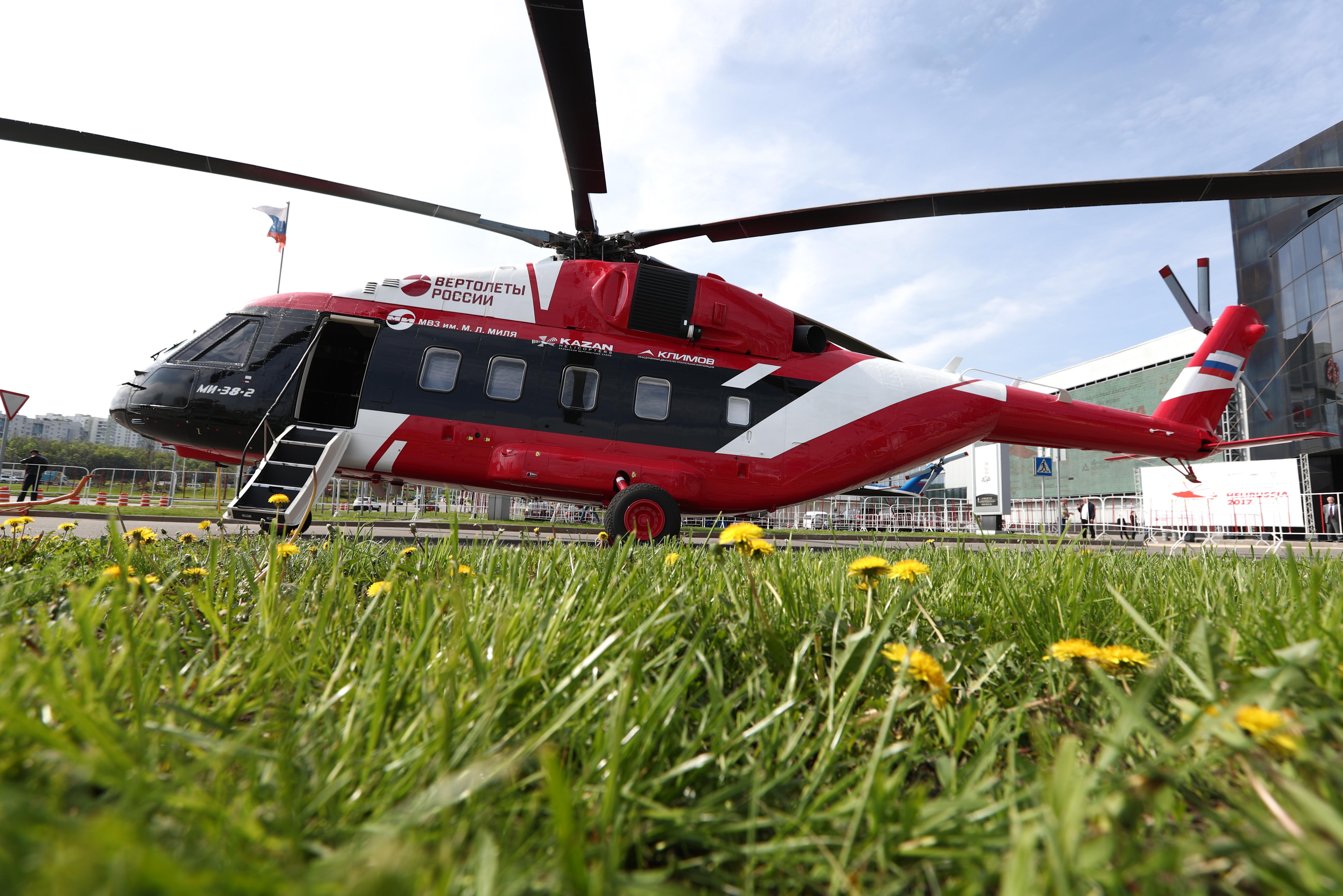 В Магасе организуют вертолетные туры по горной Ингушетии