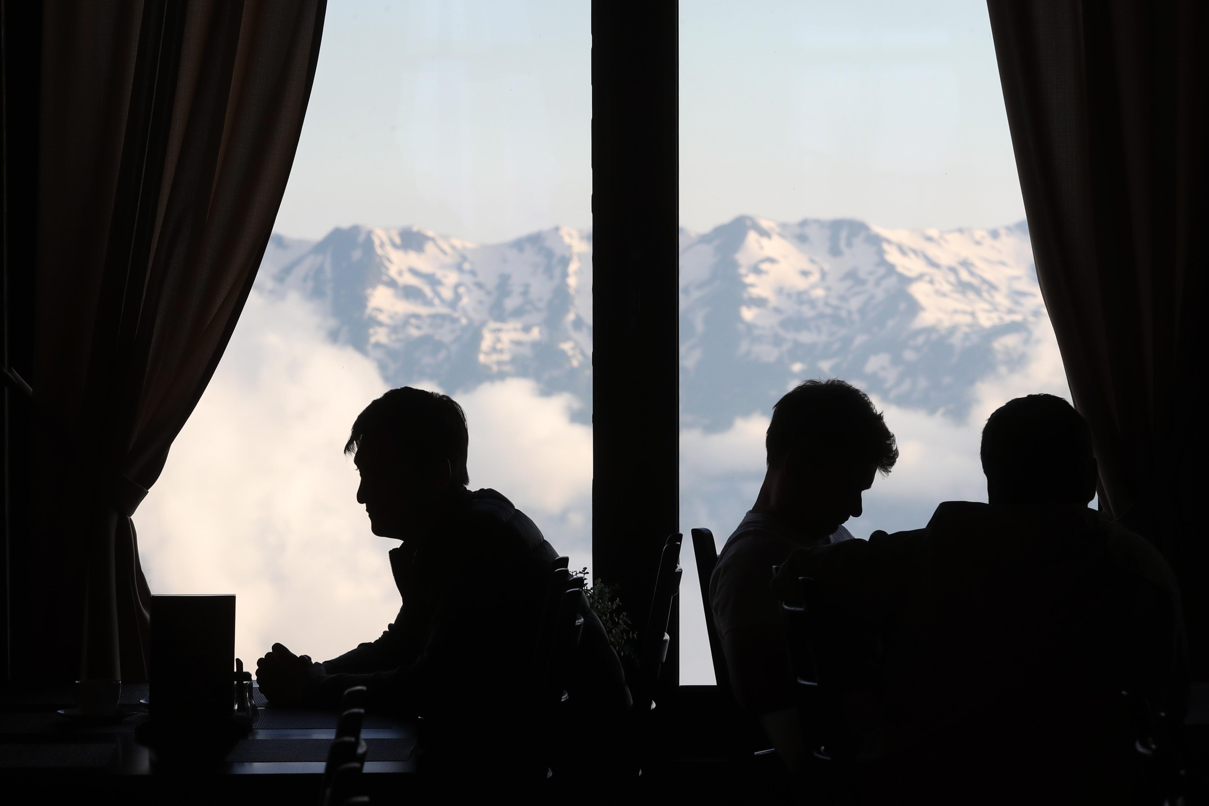 В Кисловодске откроют самый высокий в регионе панорамный ресторан