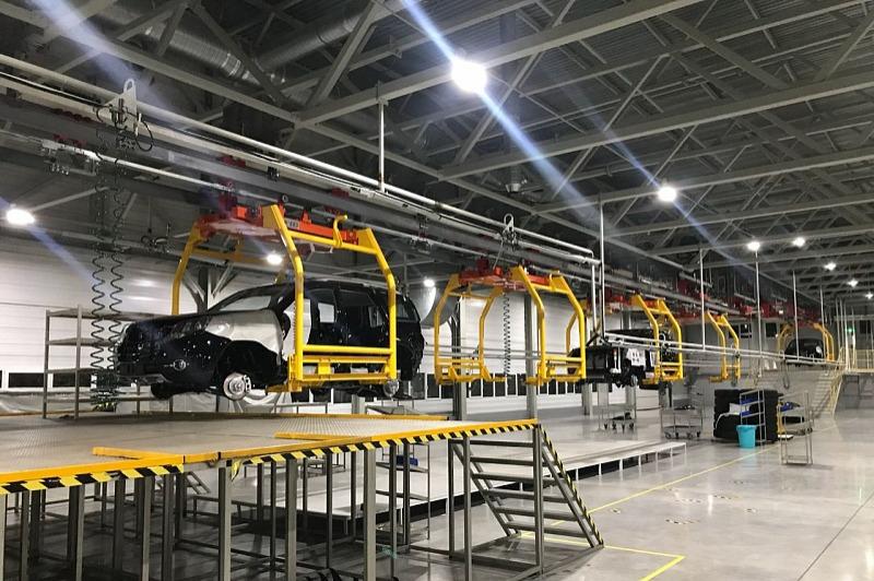 На «Ставрополь Авто» собрали тестовую партию автомобилей