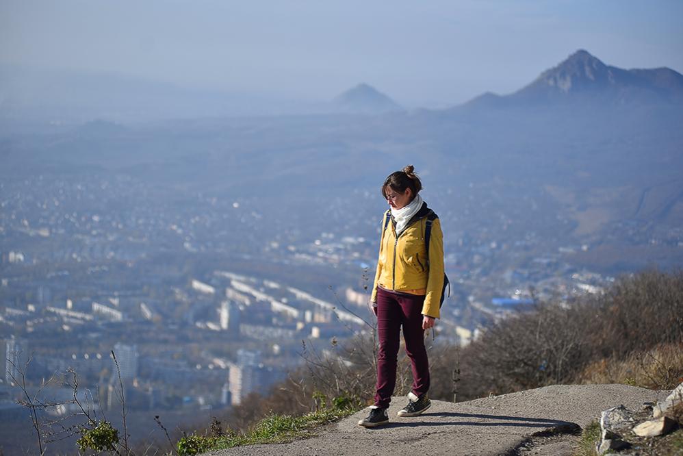 Инфографика: 20 самых популярных мест на Кавказе