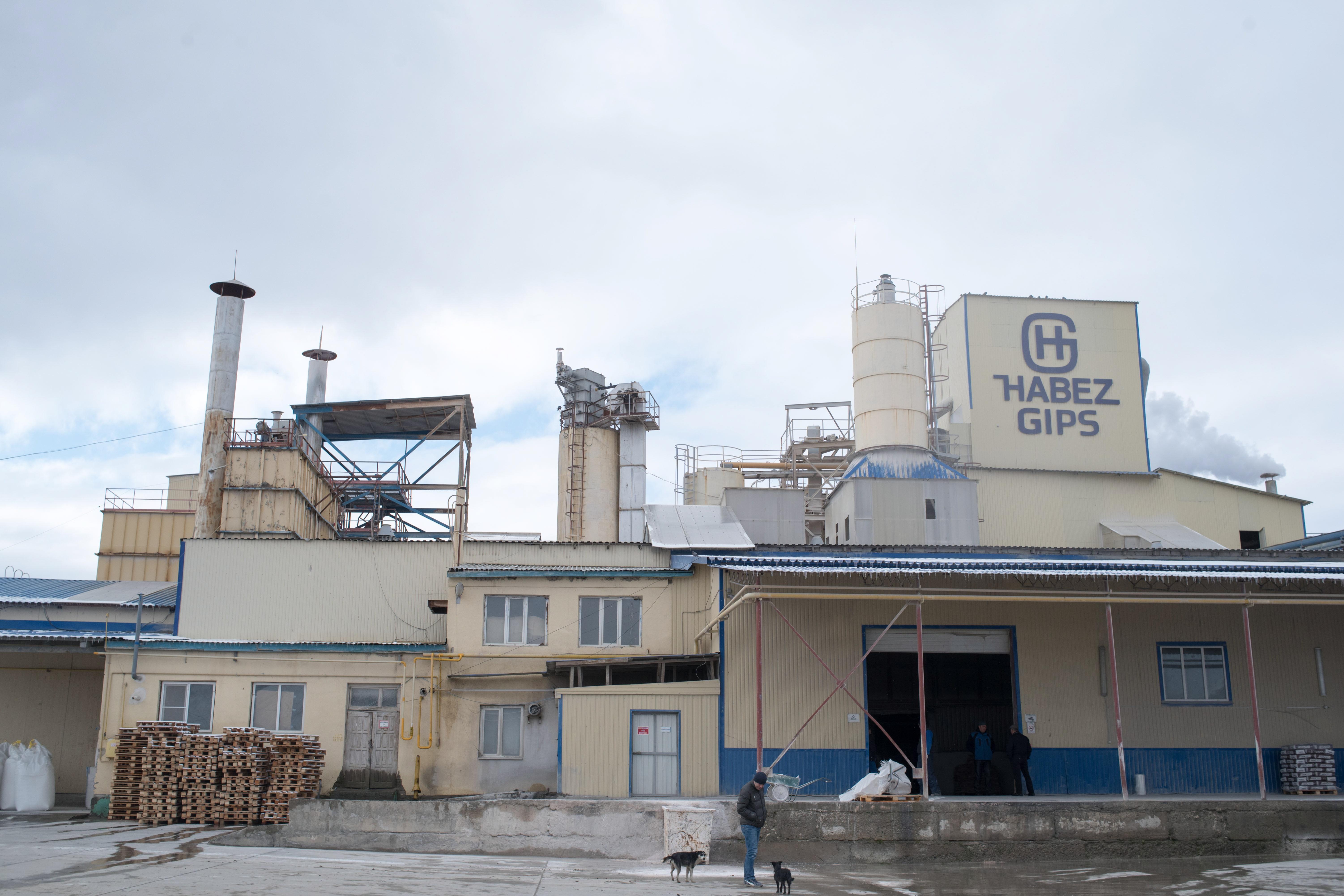 Гипсовый завод из КЧР планирует выйти на рынки Израиля и Чехии