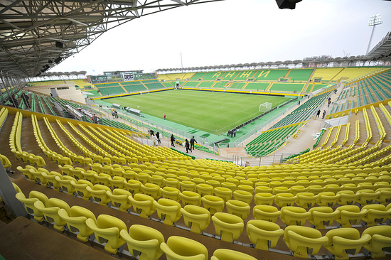 «СКА-Хабаровск» объявил, какой стадион будет резервным для команды всезоне