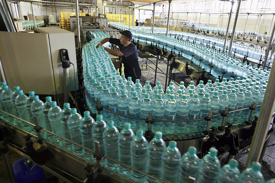 Минеральную воду изЧечни будут экспортировать в КНР