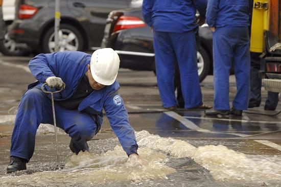 ВМинводах восстановлено водоснабжение после трагедии