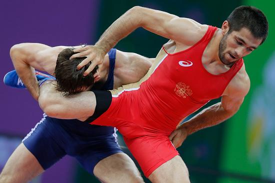 Московский борец победил водном изтурниров чемпионата Европы