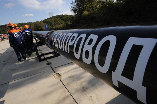 Газпром вложит вгазификацию Ставрополья 105 млн в этом году
