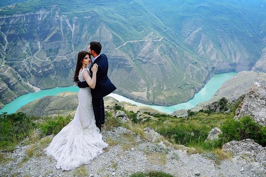 Дагестанец вошел вТОП-100 наилучших свадебных фотографов мира